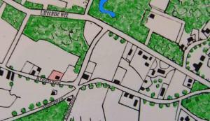 Eerste stuk grond gekocht in 1837